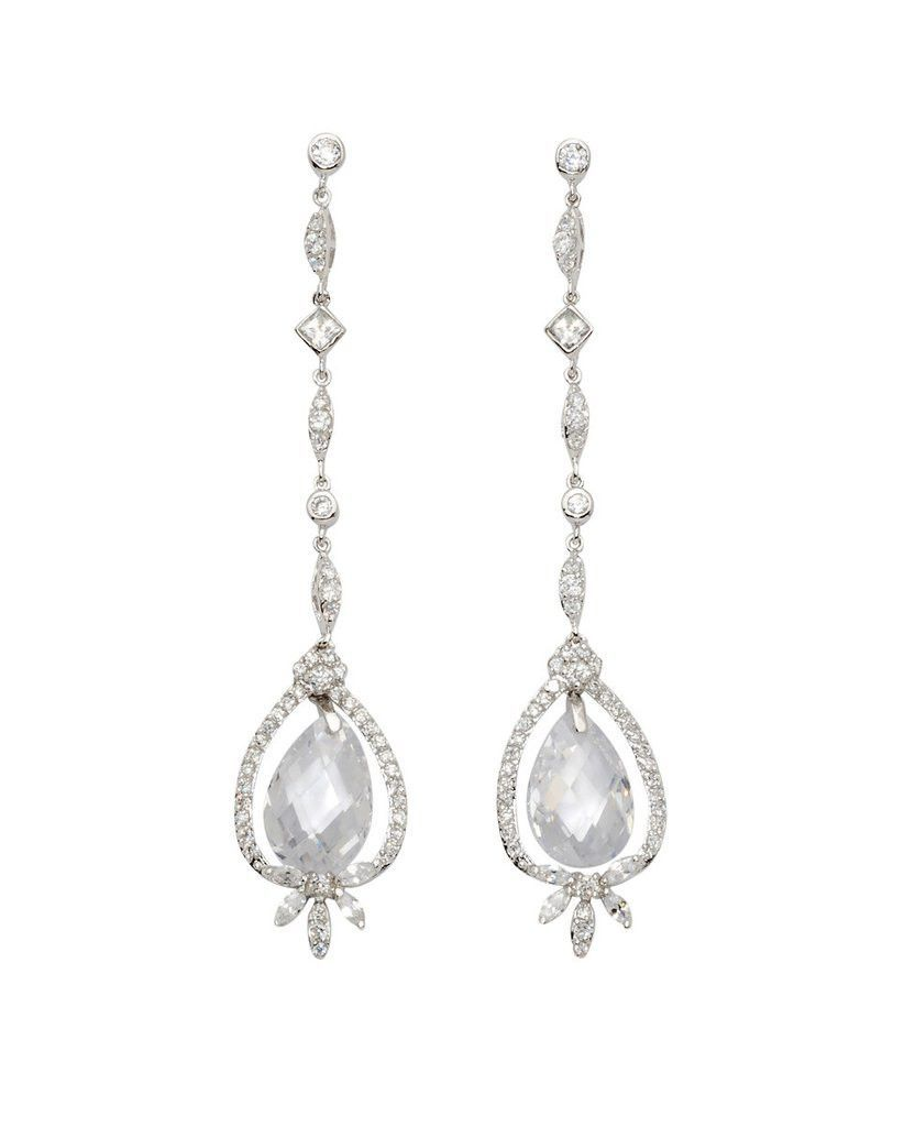 David Tutera Embellish Angela Earrings All Dressed Up Jewelry