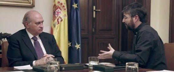Cuando Fernández Díaz negó en 'Salvados' haber filtrado informes a la prensa