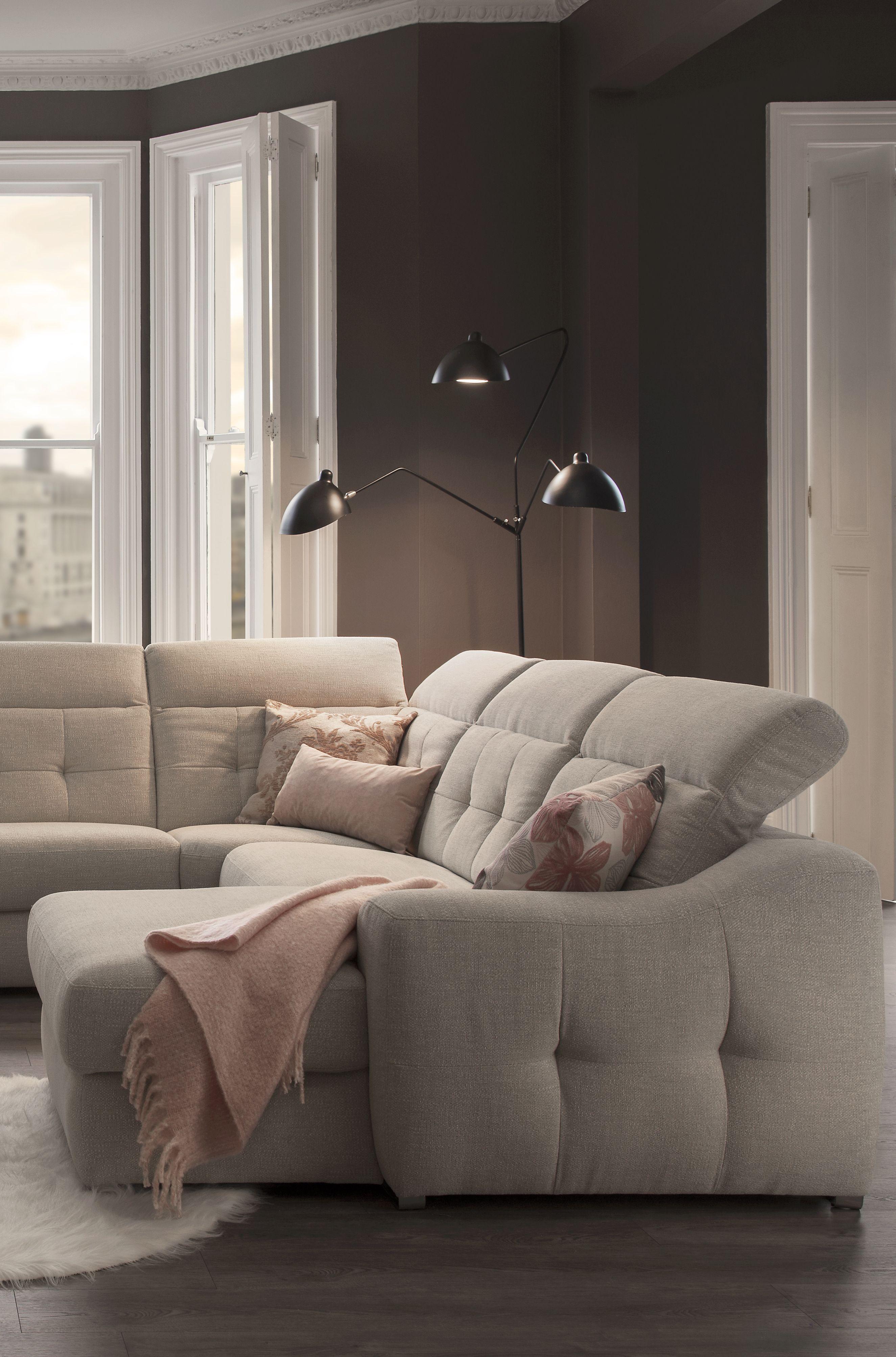 ba22272cb722 Get cosy with ROM sofas this winter. Sofa Uk, Modular Sofa, Reclining Sofa