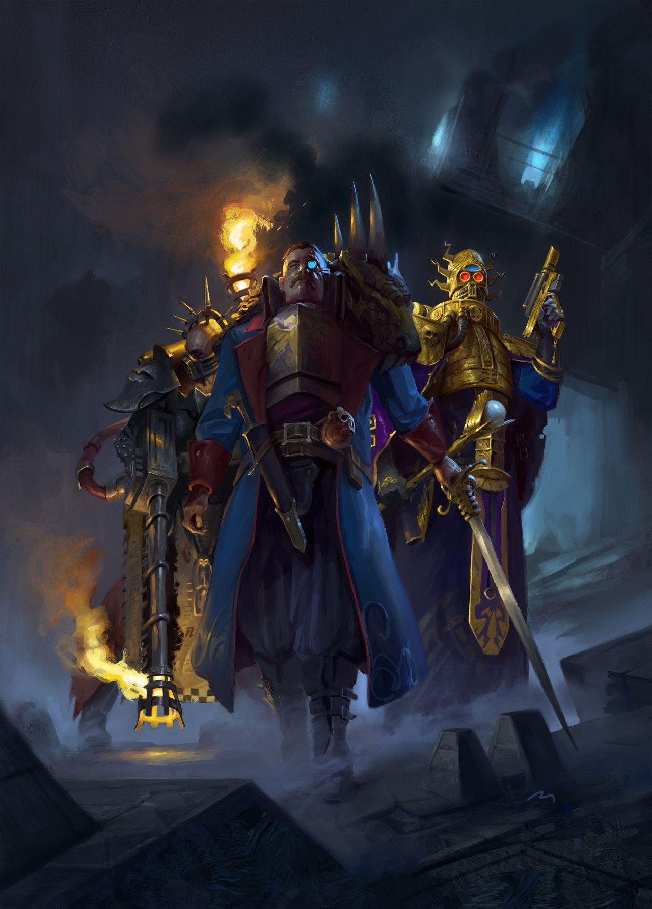 Warhammer 40k artwork: Photo | Warhammer 40000 | Art