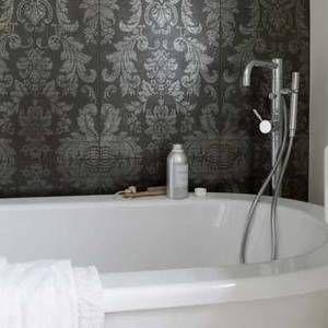 More Bath Love Wallpaper Glamorous Bathroom Glitter