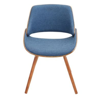 Best Lumisource Accent Chair By Ashley Homestore Blue With 640 x 480