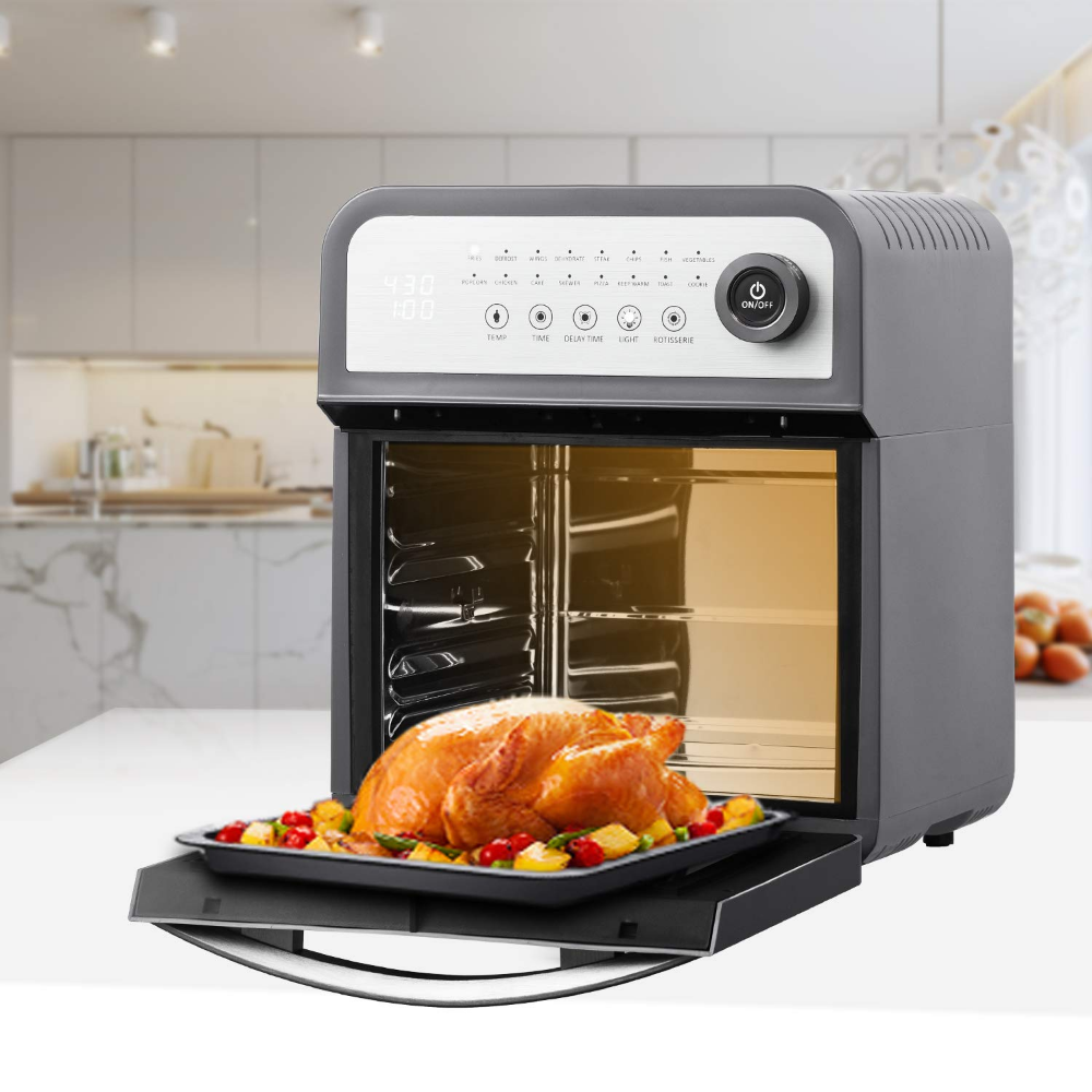 Amazon Com Geek Chef Air Fryer Oven 12 Quart Large Capacity With