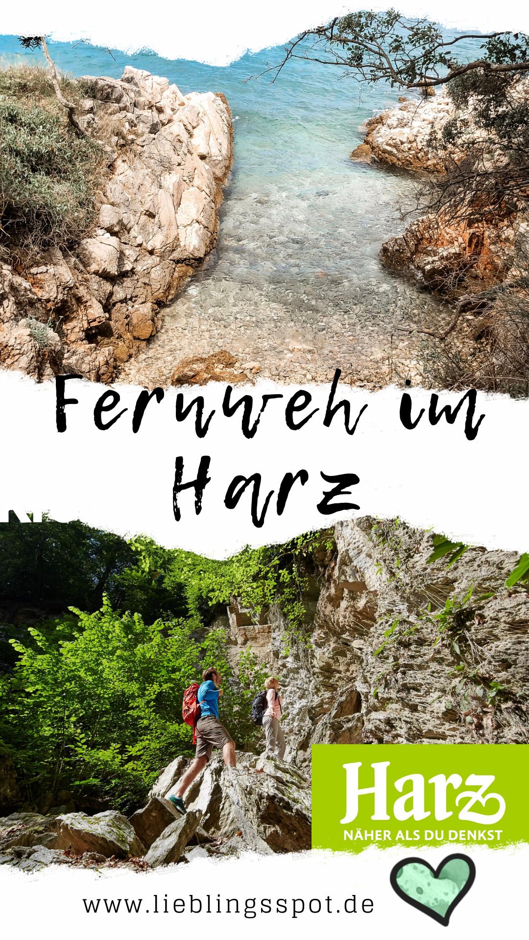 Fernweh stillen im Harz in Deutschland!