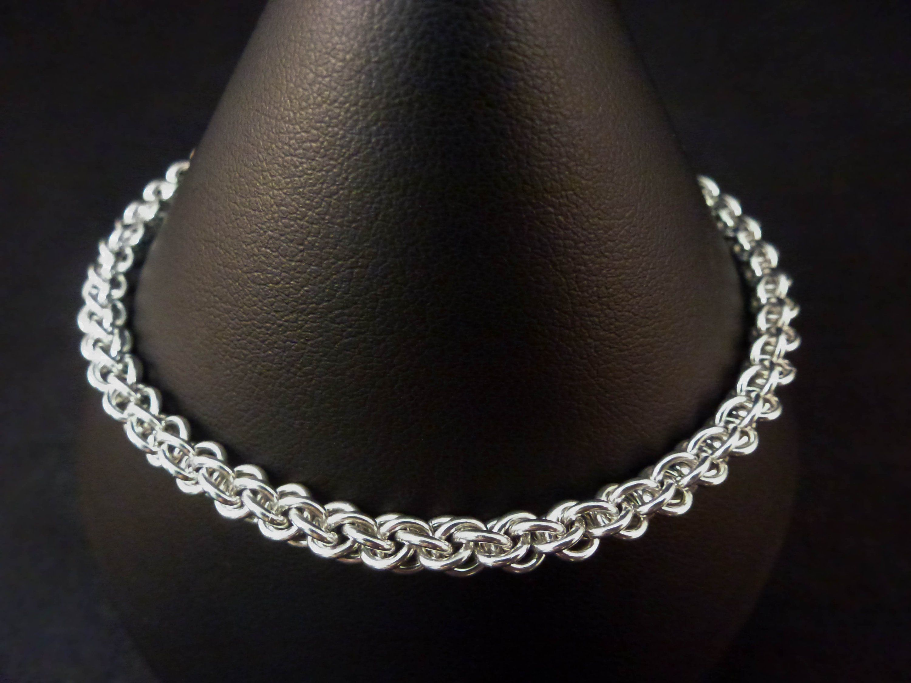 Jens Pind Chainmaille Bracelet Stainless Steel