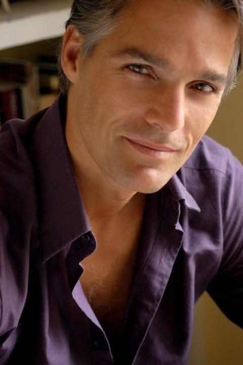Gorgeous man in italian