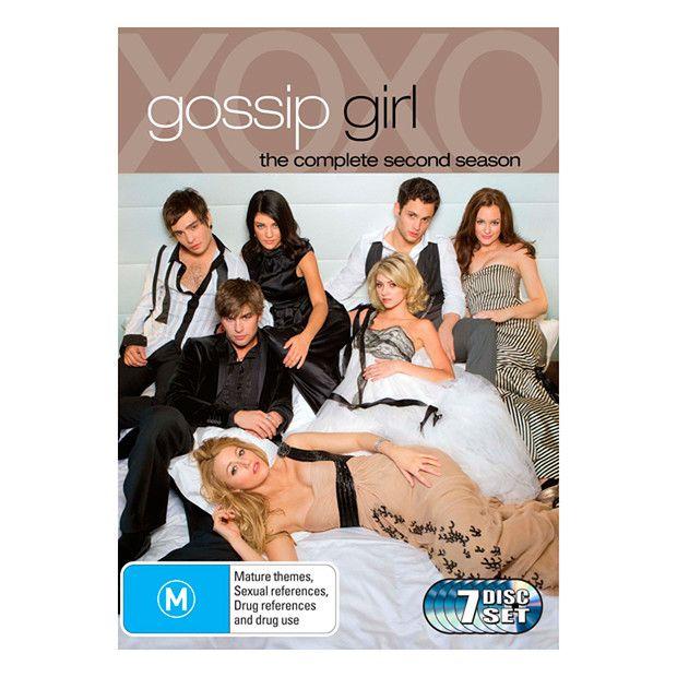 When Is Gossip Girl Season 2 Finale
