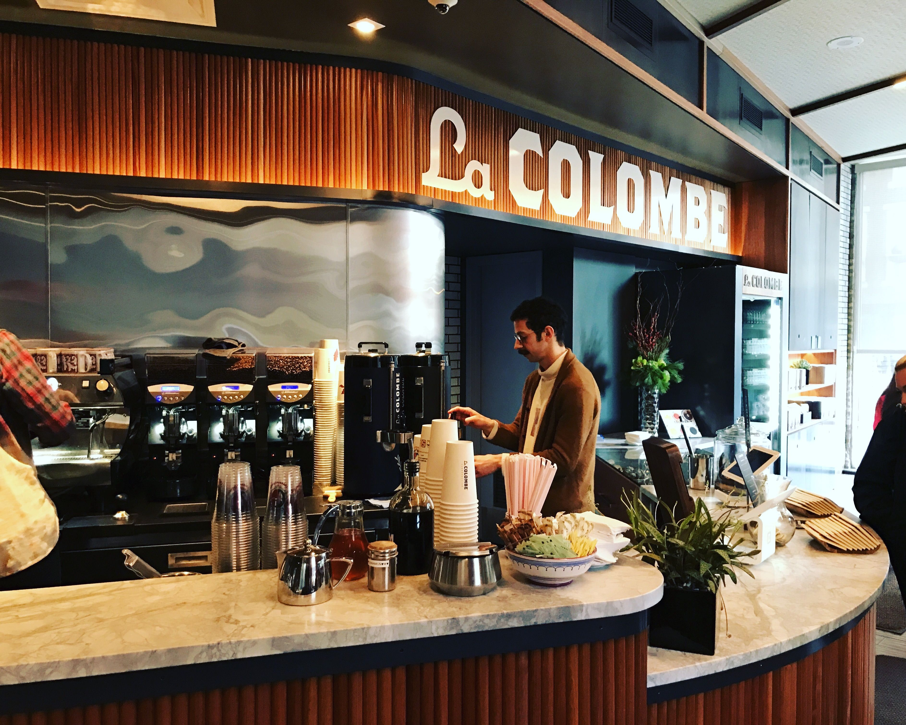 Chicago Il Coffee Shop La Colombe Chicago Coffee Shops Coffee Shops La Coffee Enthusiast