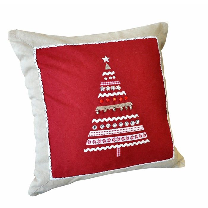 coussin sapin