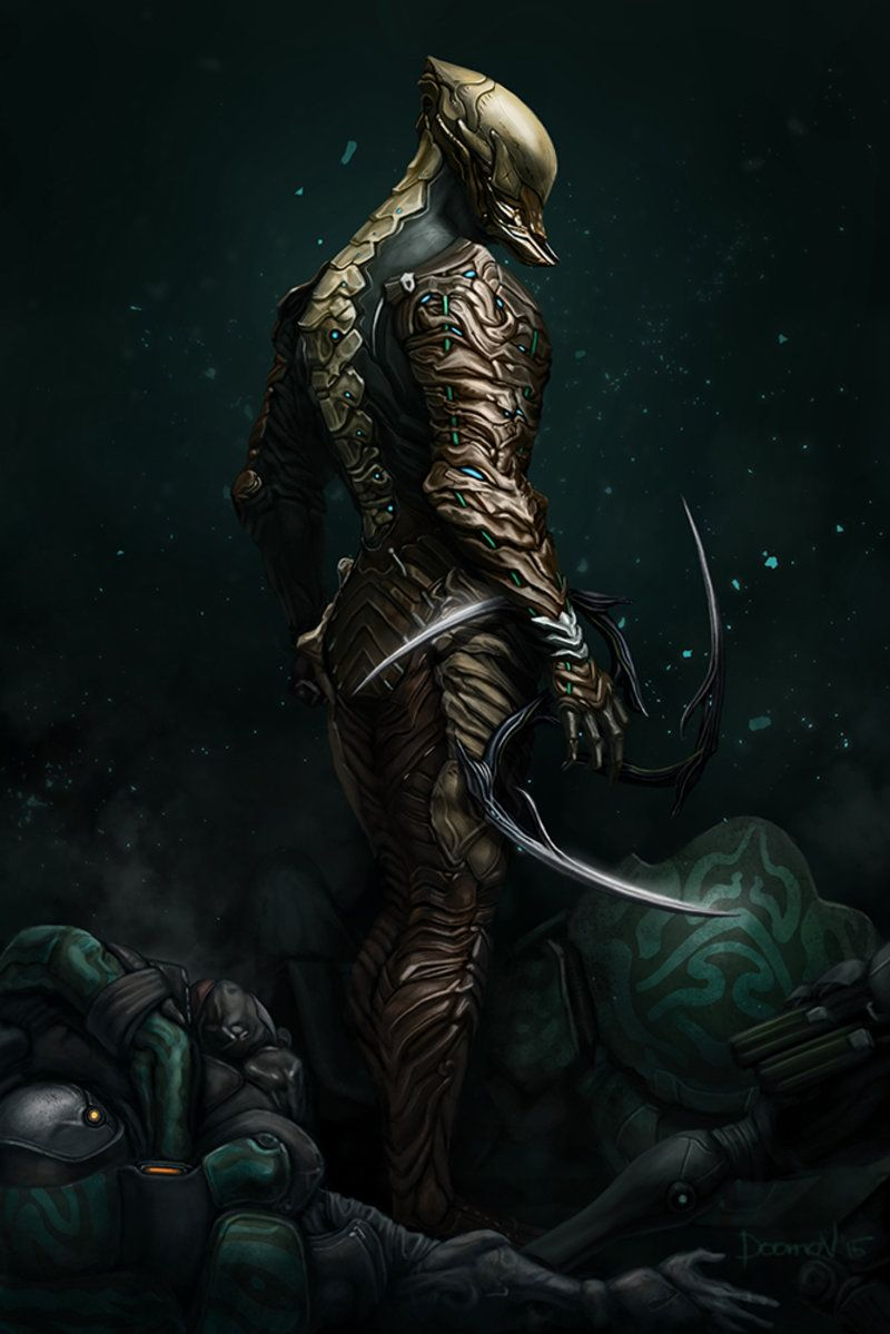warframe dark sword