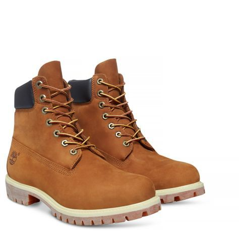 Official Site Timberland 6 Inch Premium Boot Mens Boots Rust