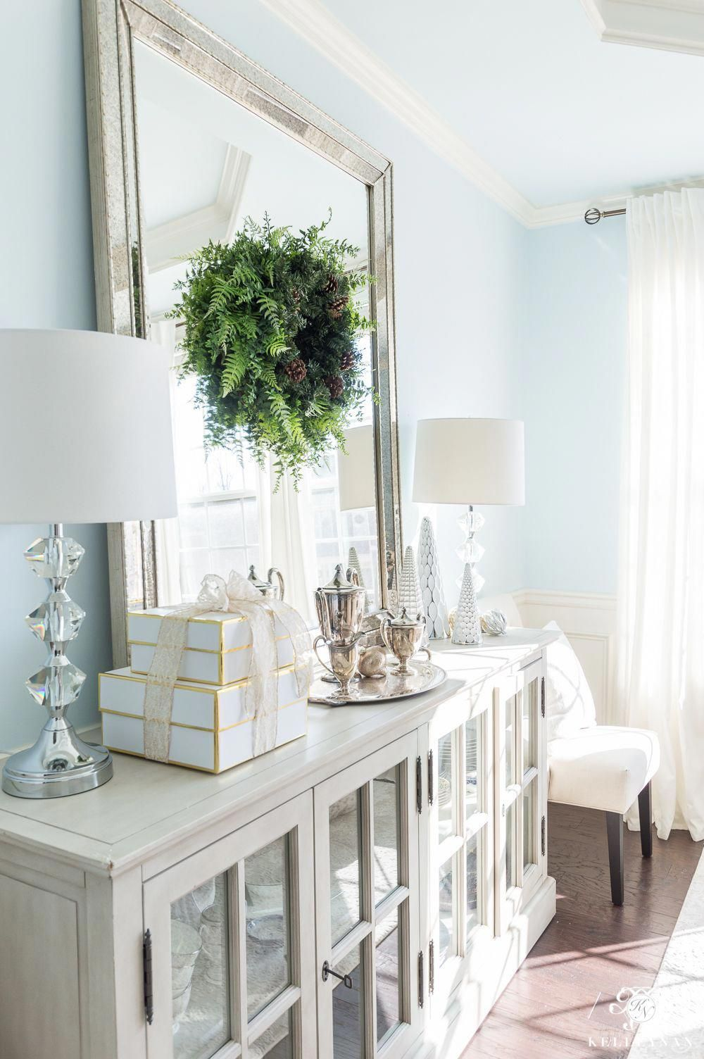 Dining Room Decorating Ideas Are So Large That Your Space Can Have A Lot Of Potential Without Sideboard Decor Dining Room Farmhouse Dining Room Buffet Decor