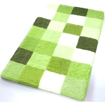unique lime green bathroom rugs arts, idea lime green