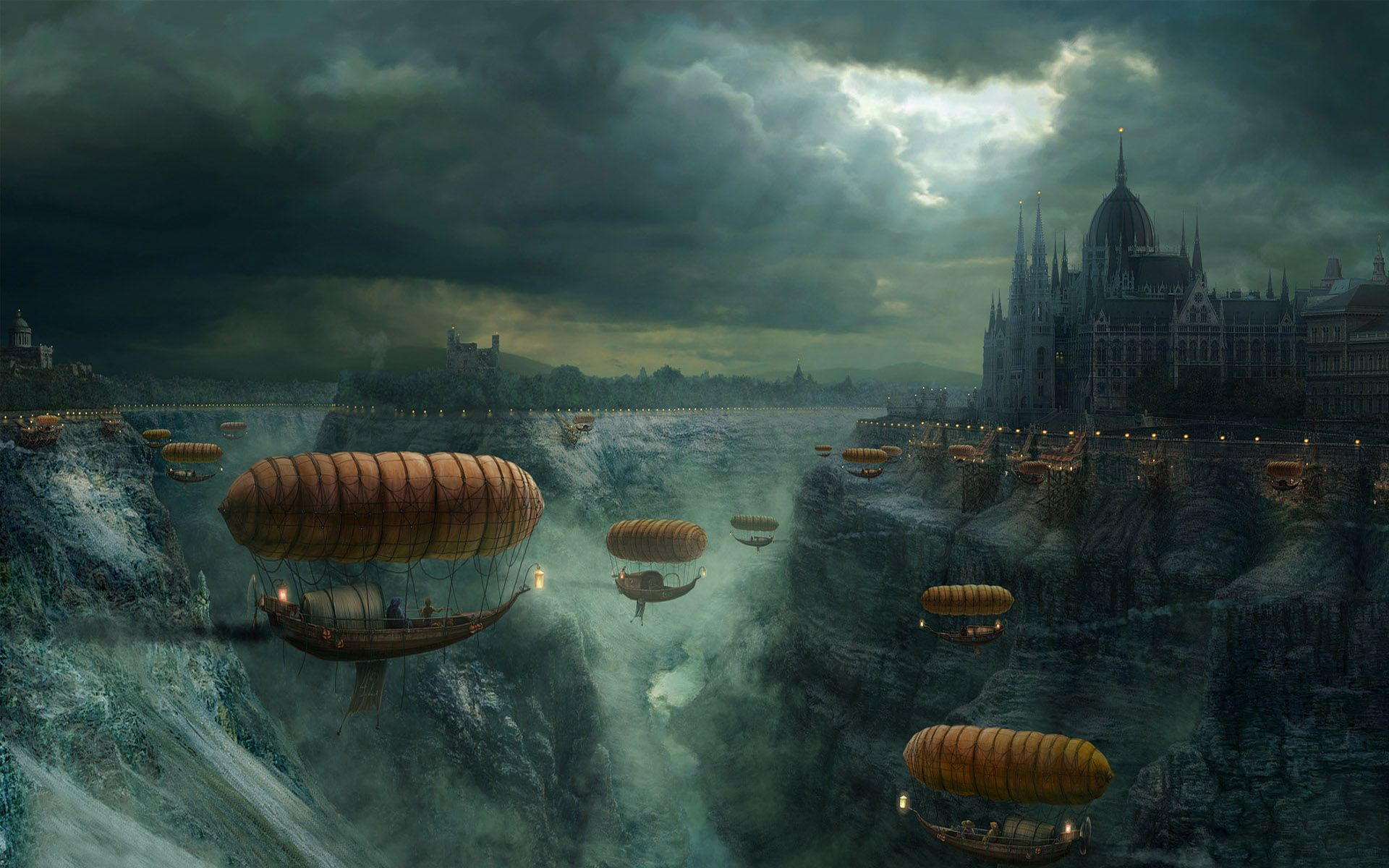 17 Best images about HD Fantasy wallpapers on Pinterest | Haunted ...