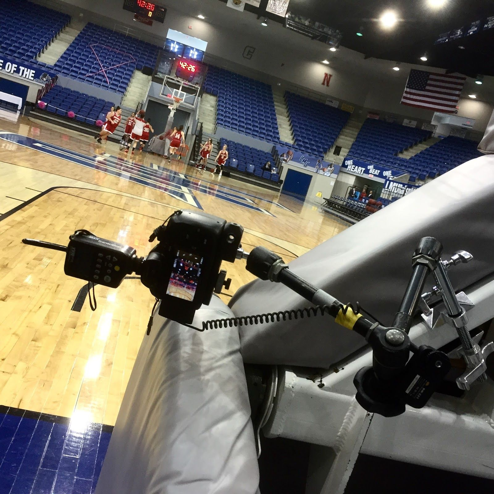 The Sony A6000 & A3000 as a remote camera: The Edge for Sport Photography