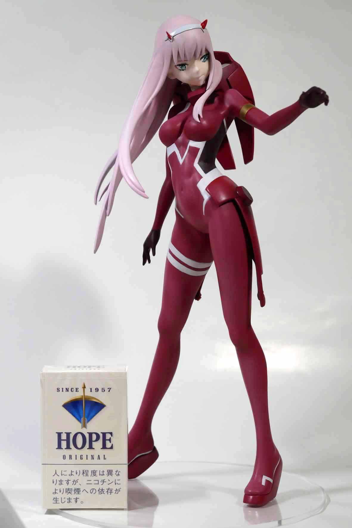 Darling In The Franxx Franxx Zerotwo Anime Figurines Anime Figures Darling In The Franxx
