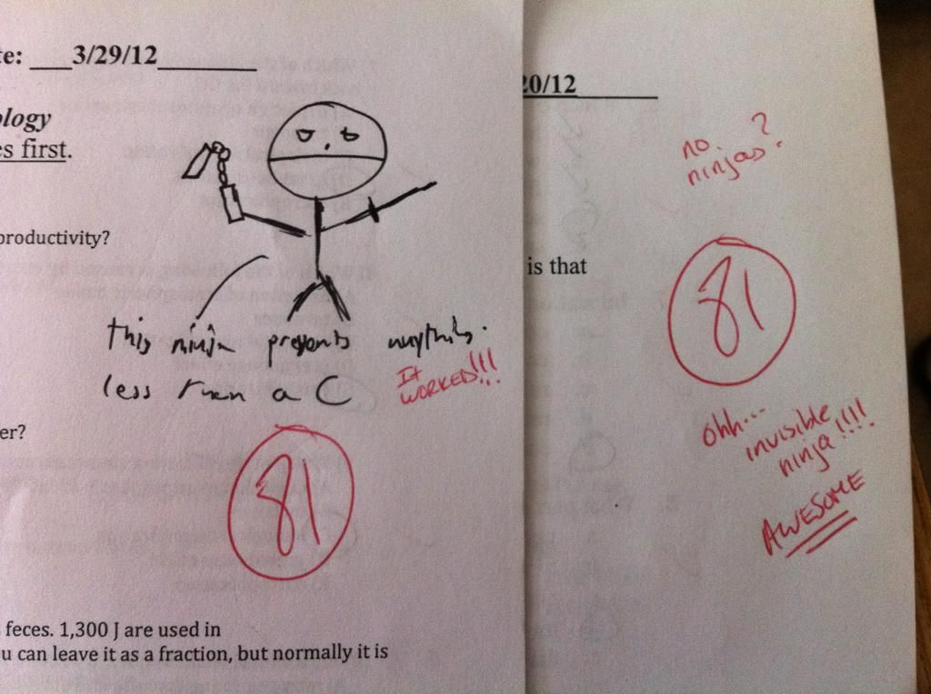 Funny Biology Teacher Is Funny Teacher Humor The Last Laugh Hilarious