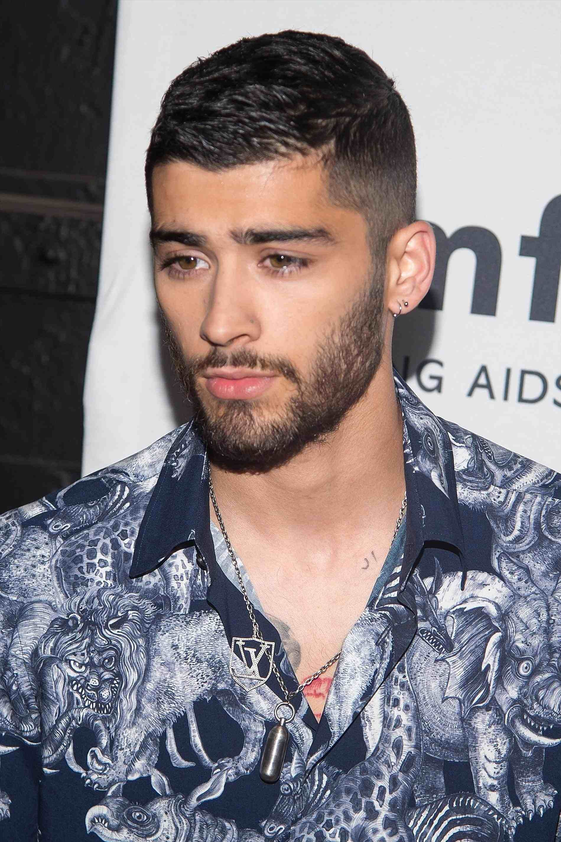 zayn malik hairstyle side and back | zayn | pinterest