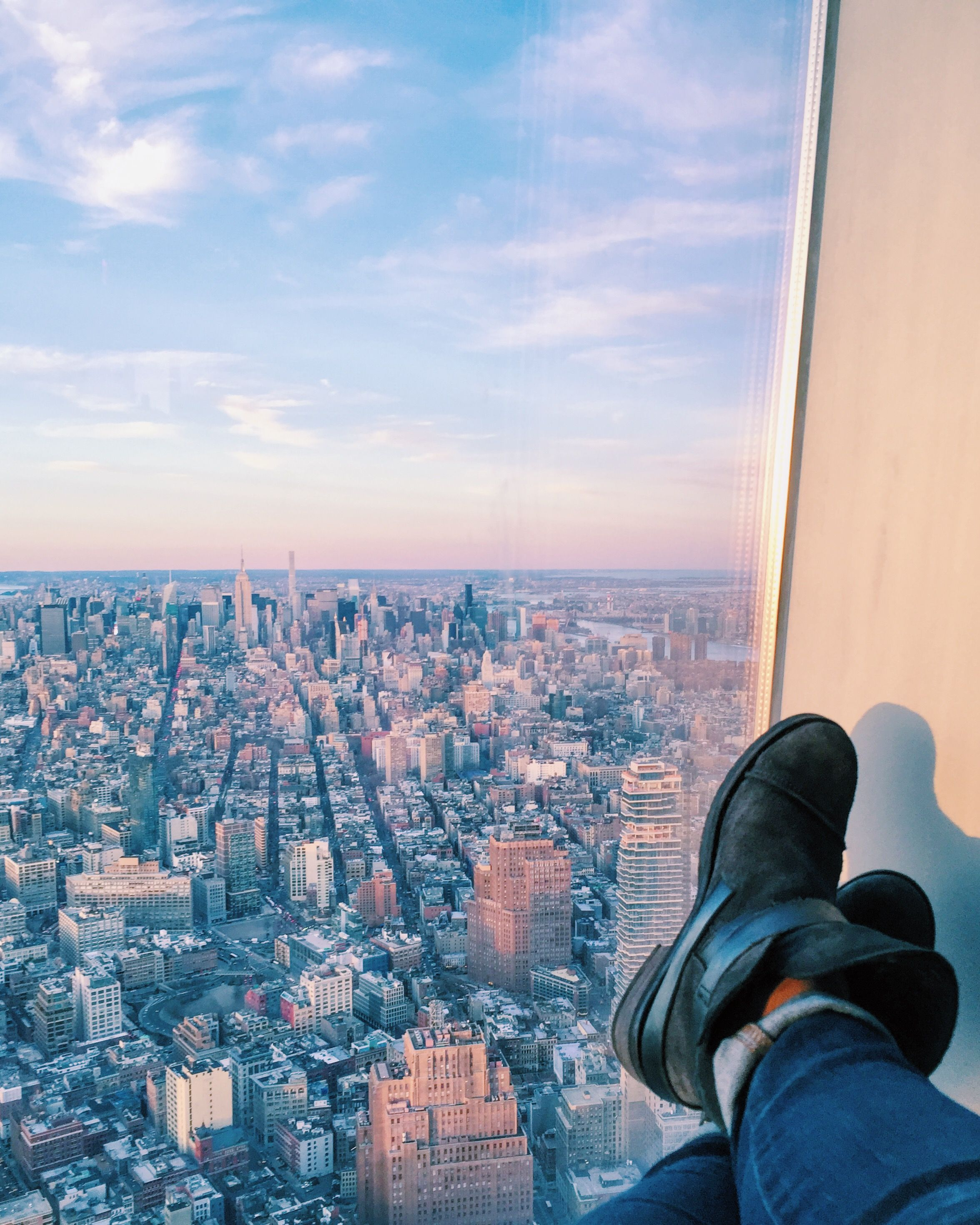Places To Visit Over A Weekend: A Weekend Guide To Visiting New York City WORLD OF