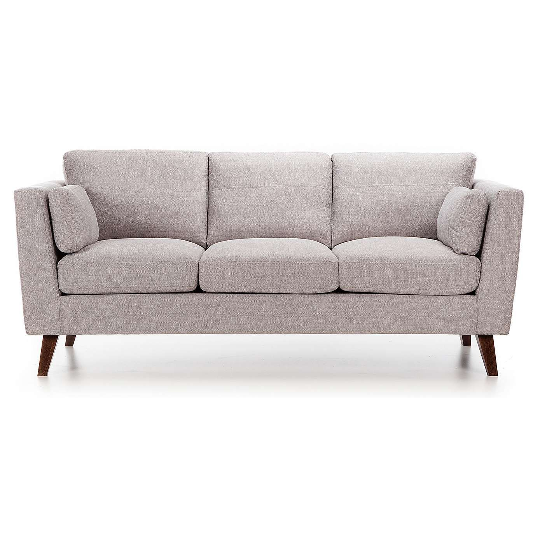 sam fabric 3 seater sofa dunelm