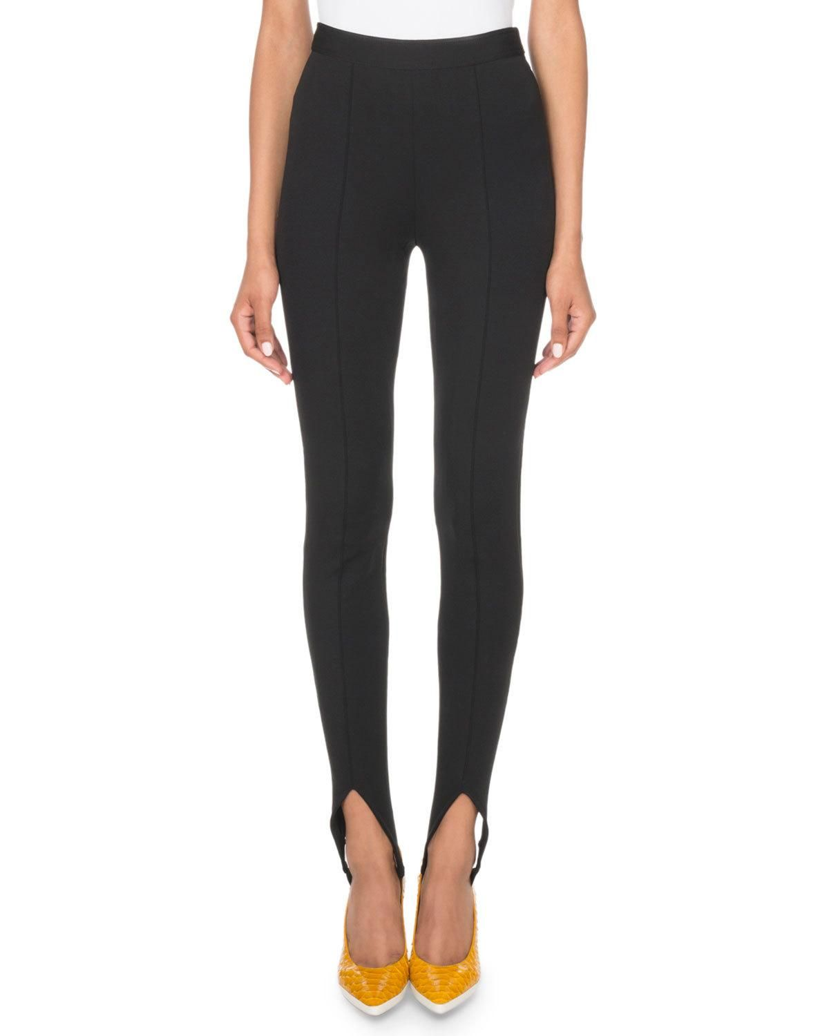 7d8497f9d1799 Mid-Rise Pull-On Stirrup Leggings-now | NOW! in 2019 | Stirrup ...
