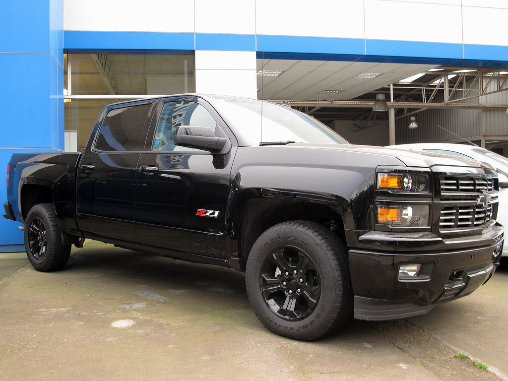 chevrolet silverado ltz z71 midnight edition 2016 cool autos pinterest chevrolet silverado. Black Bedroom Furniture Sets. Home Design Ideas