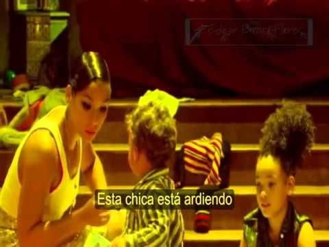 Alicia Keys Girl On Fire Video Official Subtitulado En Espanol