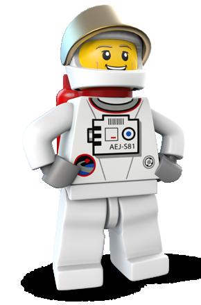 Lego Astronaut In 2020 Lego Astronaut Lego Man Lego City Undercover