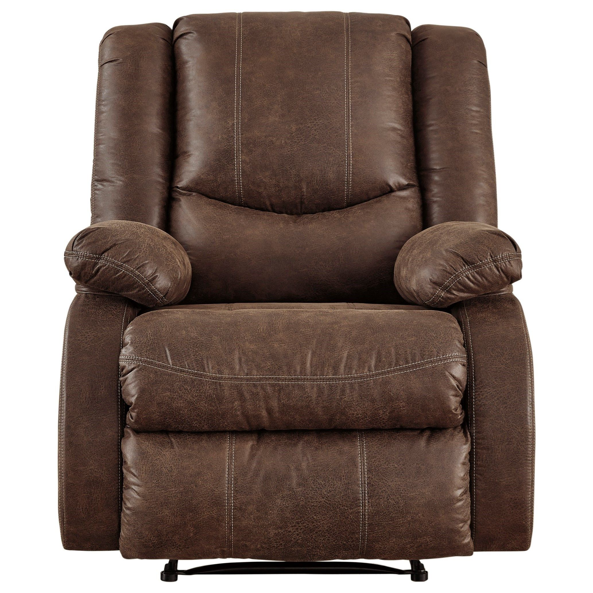 Bladewood Casual Zero Wall Recliner by Signature Design by