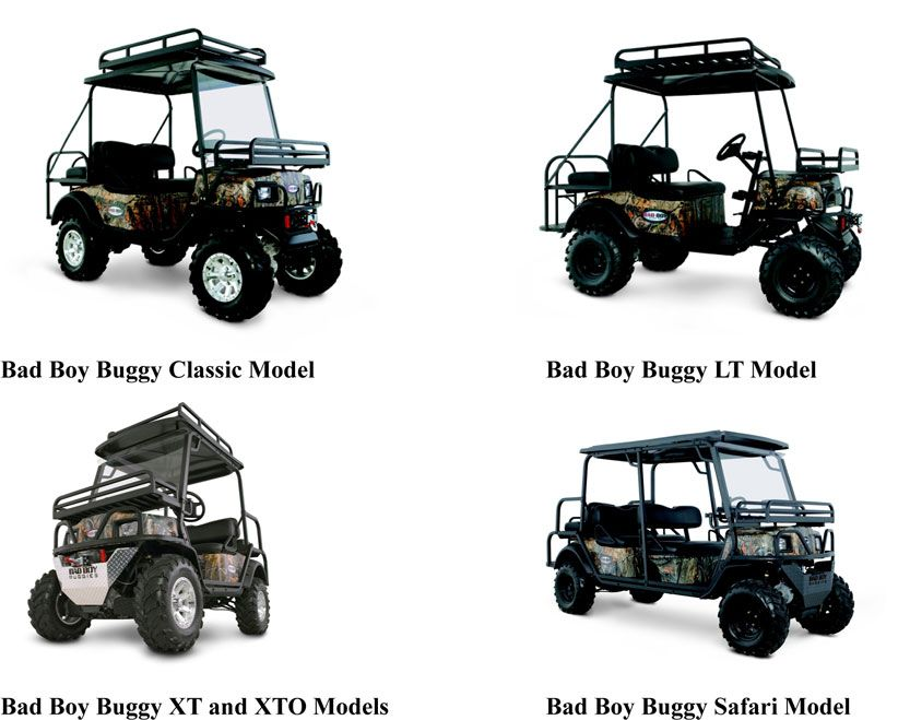 Bad Boy Buggies Recalled Due To Loss of Steering Control and Crash Bad Boy Buggies Recoil Wiring Diagram on