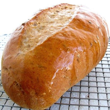 Caraway Rye Bread | Recipes | Bread, Rye bread, Baking flour