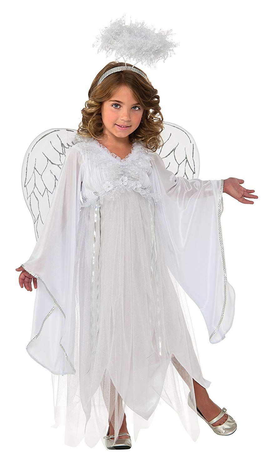 Snow Angel Costumes For A Child Halloween Pinterest Angel