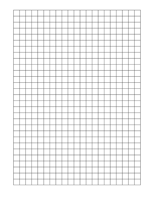 Printable Graph Paper Full Page  Google Search  Center Ideas
