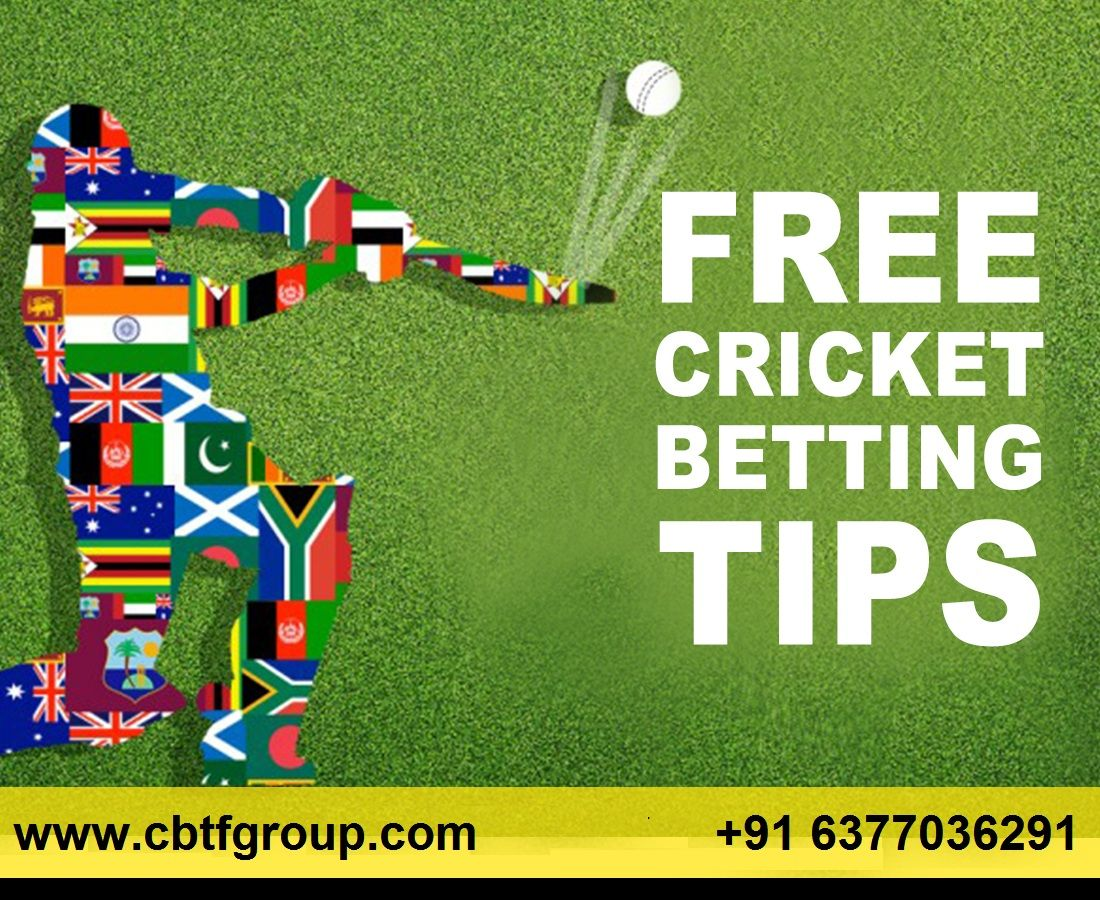 Get the best #cricket #betting tips from experts for free  Our
