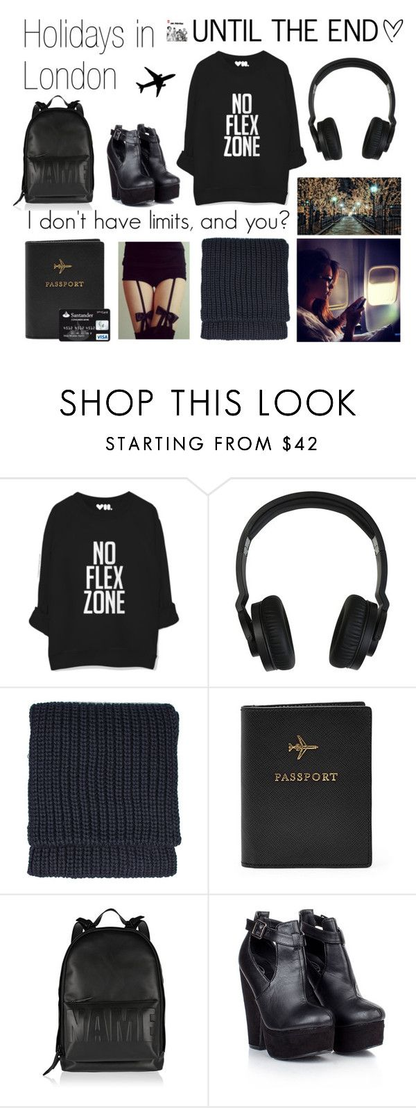 """""""Holidays in London <3"""" by yandrakeffer ❤ liked on Polyvore featuring ELSE, Nixon, Topshop, FOSSIL, 3.1 Phillip Lim, Missguided and country"""