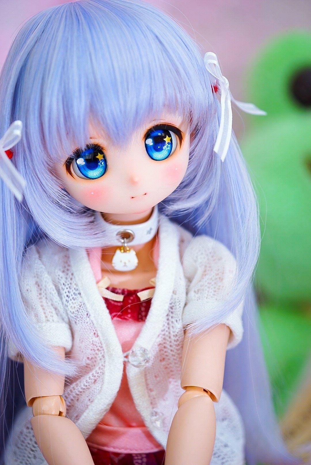 Kawaii anime doll bjd smart doll balljointed anime