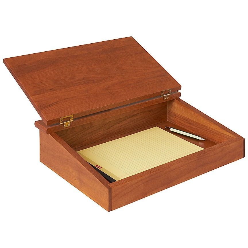 Merveilleux Wooden Lap Desk With Storage   Google Search