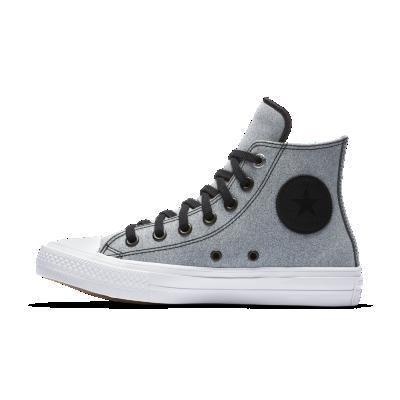 Converse Chuck II Two-Tone Leather High Top Unisex Shoe. Nike.com