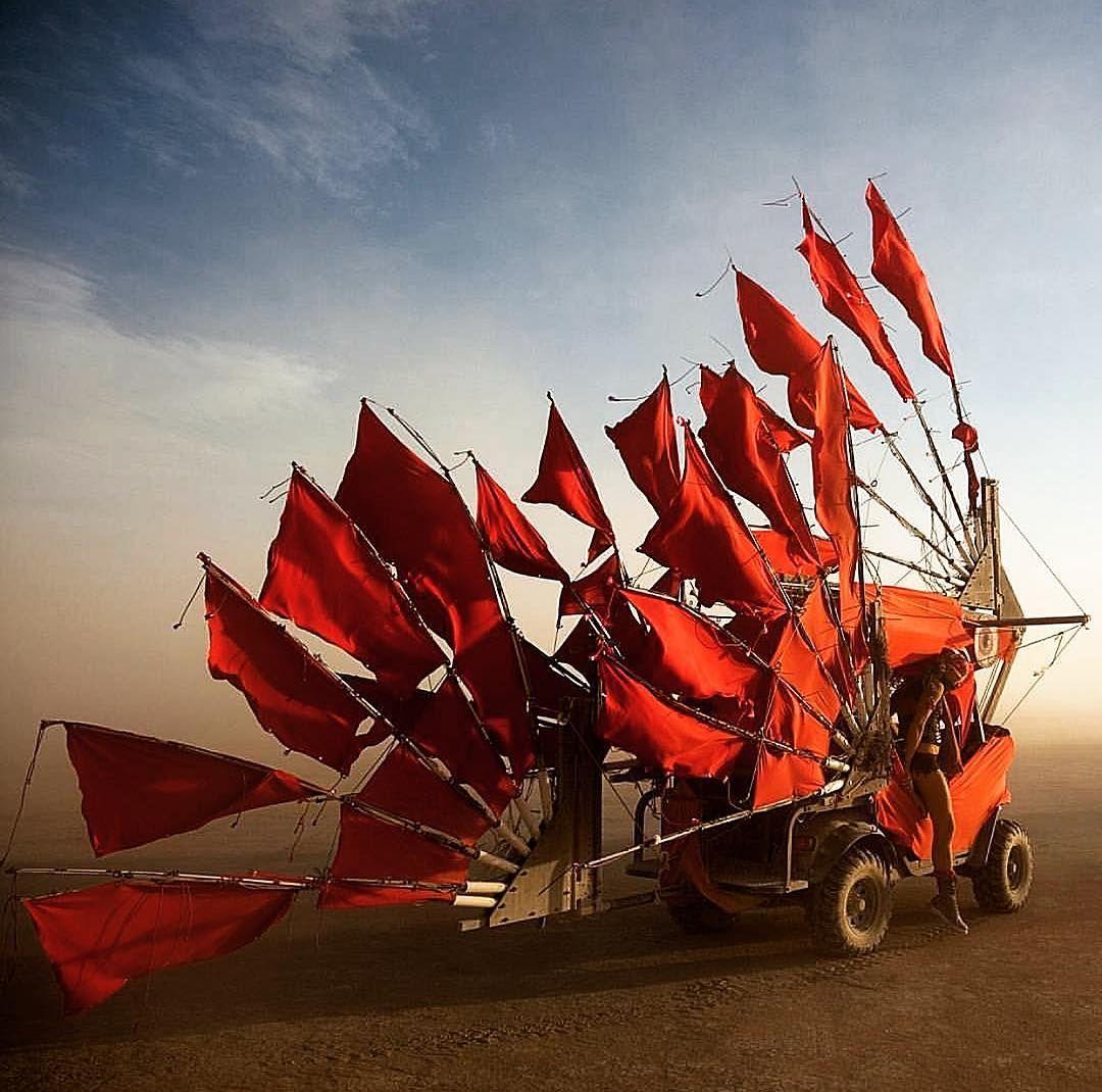 Épinglé par Garry Chuck sur Burning Man Vehicles