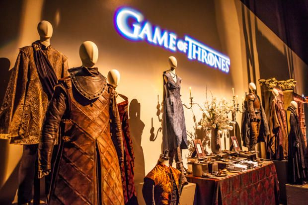 Game of Thrones Costumes  (halloween anyone?)