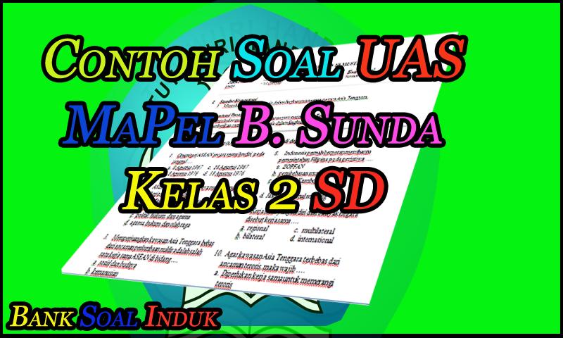 Kunci Jawaban Bahasa Sunda Kelas 8 Semester 2