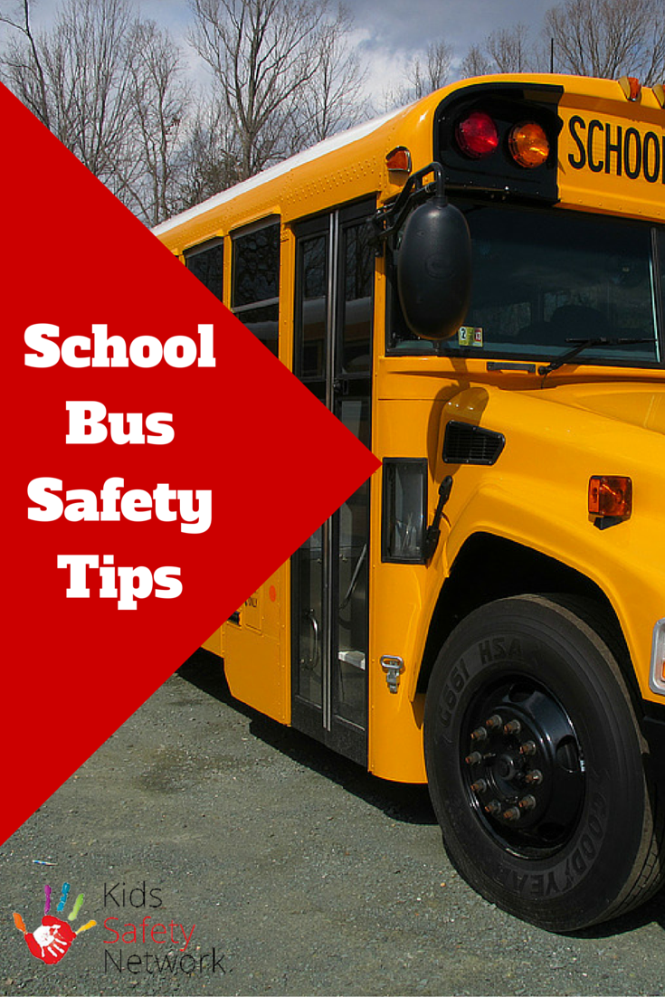 School Bus Safety Rules School bus safety, Bus safety