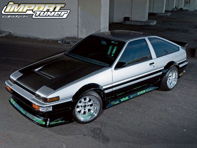 Pin By Justin Small On My Style Toyota Corolla Ae86 Corolla Ae86