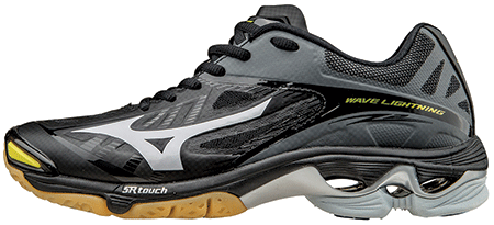 mizuno womens volleyball shoes size 12 us