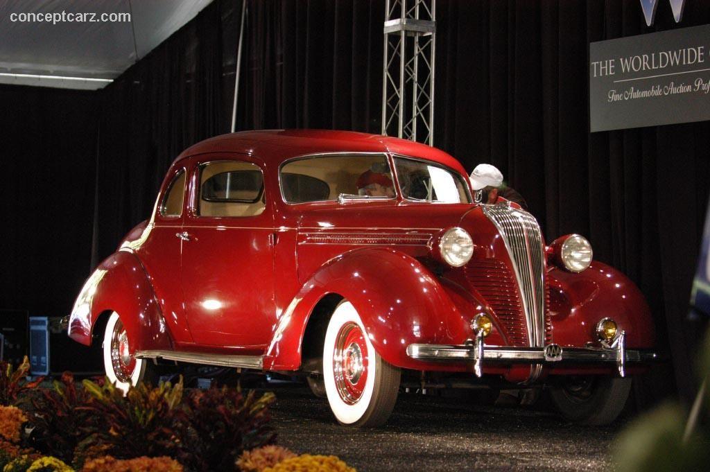 1937 Hudson Terraplane Utility Coupe | Vintage Auto | Pinterest ...