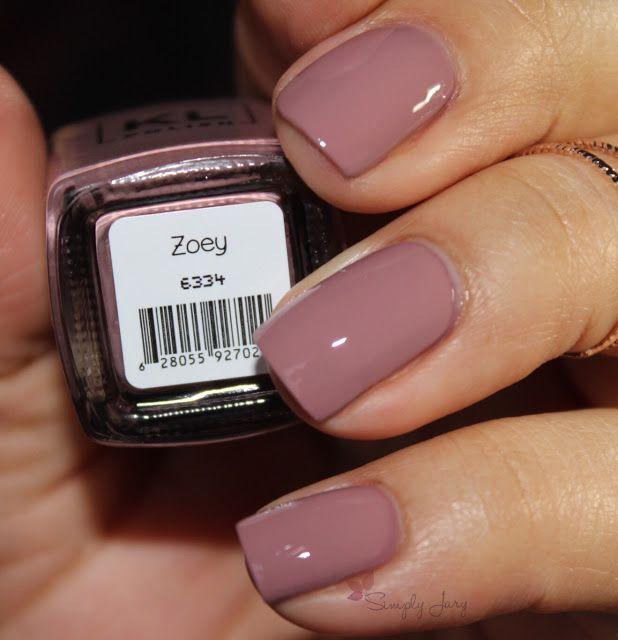 KL Polish Zoey by Kathleenlights | Nails/nail polish | Pinterest ...