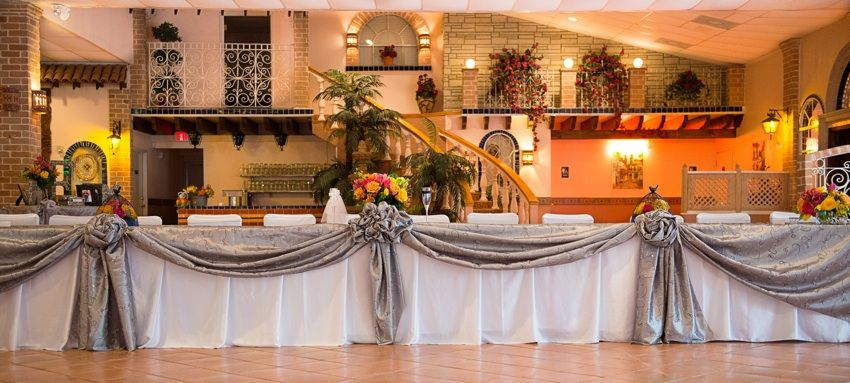 Quinceanera Reception Halls Banquet Hall Reception