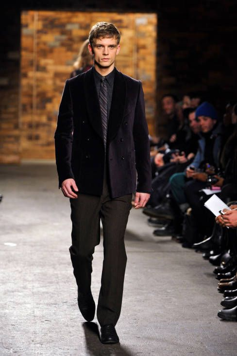 Billy Reid Fall 2013 Ready-to-Wear Runway