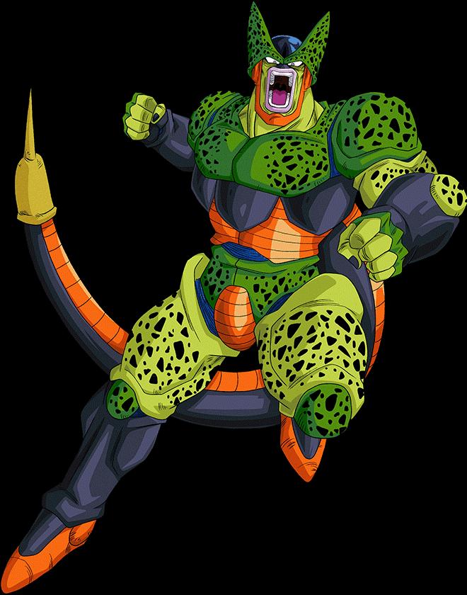 Cell Second Form Render 2 Dokkan Battle By Maxiuchiha22 On Deviantart In 2020 Dragon Ball Artwork Dragon Ball Art Dragon Ball Wallpapers