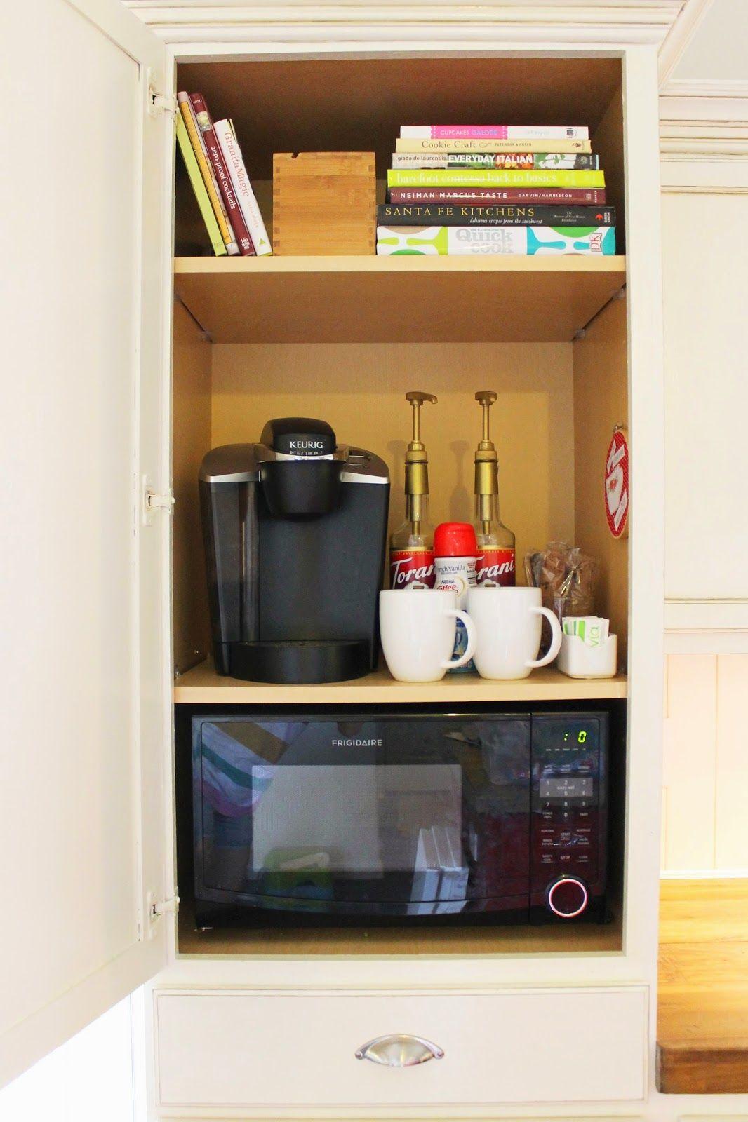 The Ragged Wren Hidden Coffee Storage Trashcan Cabinet